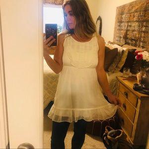 Ya Los Angeles Mini Dress Tunic Size S
